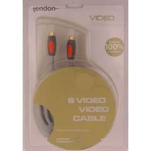 S Video Cable (6.6ft) (2 meters) (High Quality) 100%