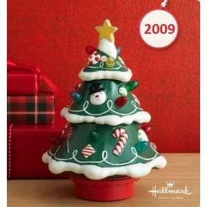 Hallmark Musical Christmas Tree with Lights & Motion