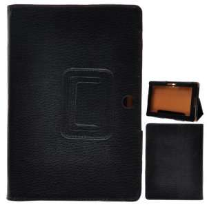 Wallet Design Leather Protective Case for BlackBerry PlayBook Tablet