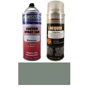 12.5 Oz. Solaris Silver Metallic Spray Can Paint Kit for