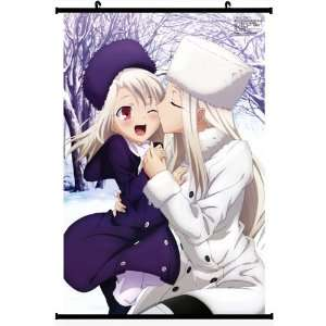 Fate Zero Fate Stay Night Extra Anime Wall Scroll Poster Illyasviel