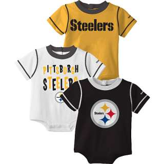Pittsburgh Steelers Infant Apparel Reebok Pittsburgh Steelers Infant 3