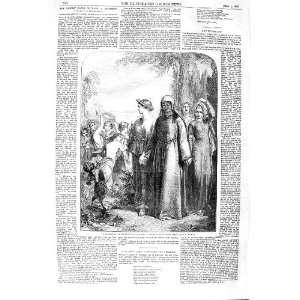 1852 LALLEGRO IL PENSEROSO PRINCE ALBERT ART HORSLEY: