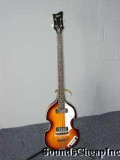 Hofner Icon BEATLE Vintage Violin Bass Guitar