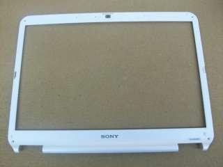 Sony Lcd Bezel Camara White X 2342 346 1 VGN NS