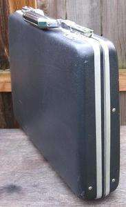 Vintage AMERICAN TOURISTER Hard Shell BRIEFCASE Attache Case NICE