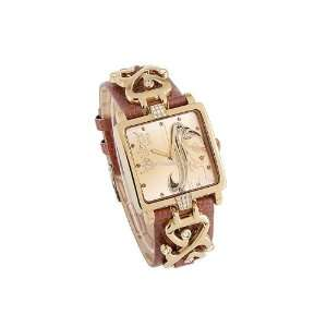 Water Resistant Leather Band Women ladies Girls Wrist