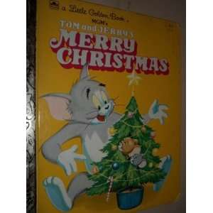 Mgms Tom And Jerrys Merry Christmas: Harvey Eisenberg