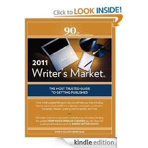 2011 Writers Market Robert Lee Brewer  Kindle Store