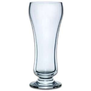 Clear Glass Lord 9.5 Ounce Beer Glass, Set of 6
