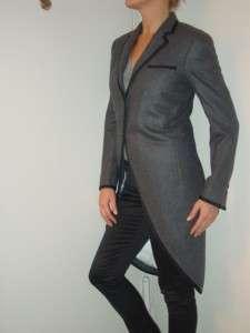 Brooks Brothers Black Fleece Browne 100% cashmere coat NEW BB3