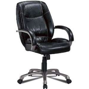 Office Chairs Contemporary Faux Leather Office Task Chair