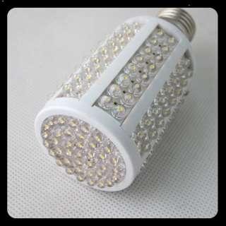 E27 166 LED Warm White Corn Spot Bulb Lamp Light 10W 200 240V