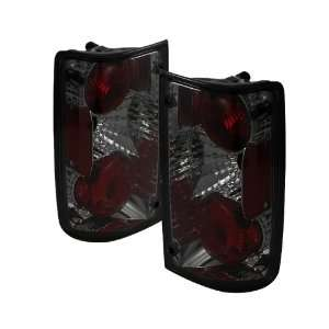 ALT YD TP89 SM Toyota Pick Up Black Altezza Tail Light Automotive