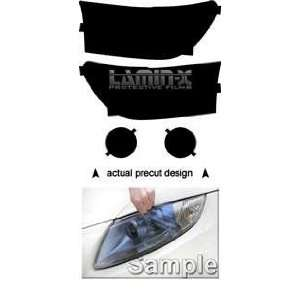 Toyota Tundra (2010, 2011, 2012, 2013) Headlight Vinyl Film Covers by