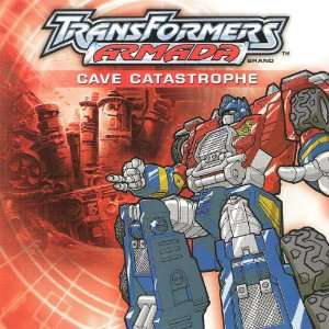 Cave Catastrophie (Transformers Armada): Mada Design Inc.: Books