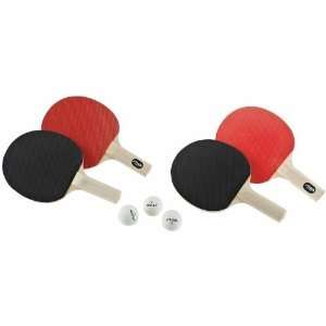 Academy Sports Stiga Classic 4 Player Table Tennis Set