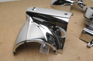 1999 Harley Davidson FLHRC Road King Classic  Head Light Chrome Covers