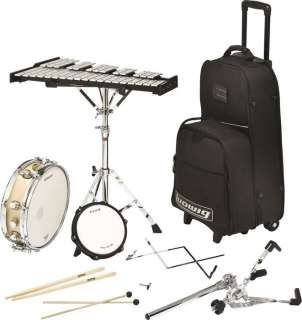 Ludwig Bell Snare Percussion Kit Rolling Bag LE2483R