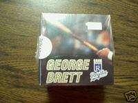 George Brett Fotoball Commemorative Baseball