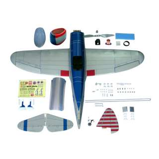 scale warbird park flyer all wood construction and covered with pre