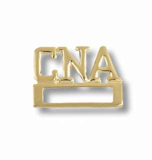 CNA Nurse ID Badge Holder Pin Tac Holder Professional