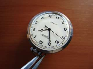 VOSTOK POCKET SOVIET RUSSIAN MECHANICAL WATCH Perfect USSR