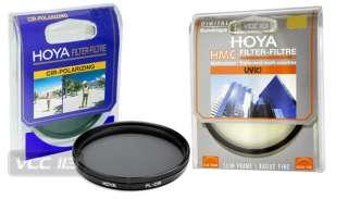 HOYA 58mm CPL Circular Polarizing Filter +UV Kit 58 mm