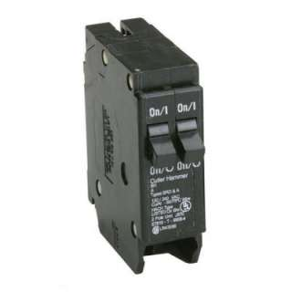 30 Amp 1 in. Double Pole Type BR Duplex Replacement Circuit Breaker