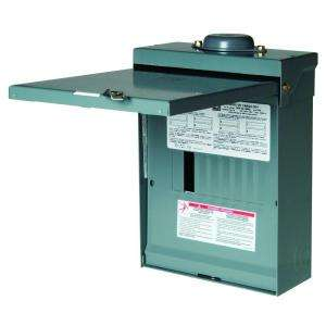 Square D by Schneider Electric QO 100 Amp 8 Space 16 Circuit Main Lug