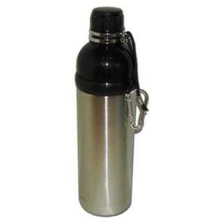 Stainless Steel Water Bottle in Black SF6013SS BLK