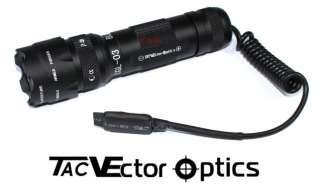 Vector Optics Tactical Blackout Green Laser Sight Scope
