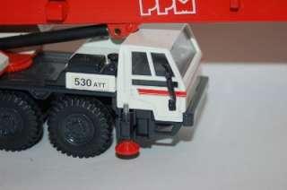 Joal Telescoping Lift Crane Truck   Diecast 530 ATT PPM   1:50 Scale