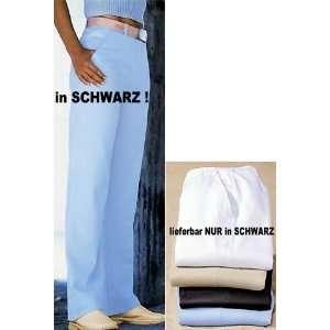 Damen Business Hose SCHWARZ Extra Lang Gr 72 (36)  Sport