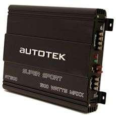 10 800 Watt Subwoofer Enclosure + Autotek Amplifier + Amp Kit
