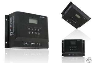 Digital LCD 30A Solar Panel Cell PWM Regulator Charger