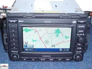 2007 2006 DODGE CHARGER 6 CD PLAYER RADIO STEREO  GPS REC