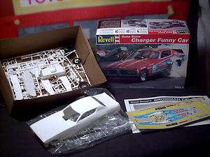 Model Kit Charger Funny Car Gene Snow