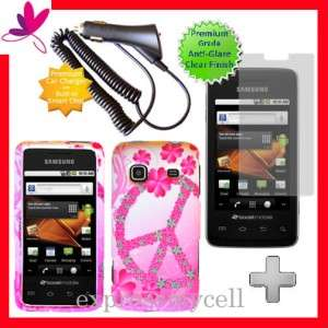 Charger + Screen +P Case Cover SAMSUNG GALAXY PRECEDENT