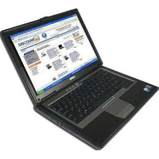 Dell Latitude D630 Laptop   Core 2 Duo T7500 2.2GHz 2GB 120GB DVDRW