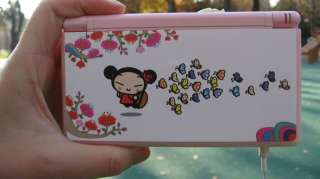 Nintendo ds nds lite skin sticker~~★sweety pucca★~~