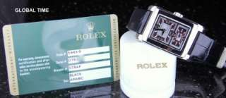 Mens Rolex White Gold Cellini Prince 5443/9 D Serial 2005 WAARANTY