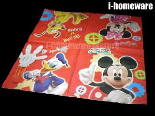 Mickey Mouse Birthday Party 20x Tissues Napkins m365