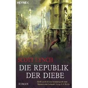 Diebe Roman  Scott Lynch, Ingrid Herrmann Nytko Bücher