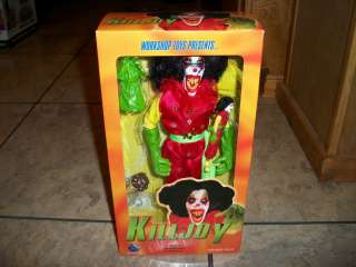 2003 WORKSHOP TOYS  12 KILLJOY EVIL CLOWN FIGURE (NEW)***