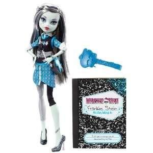 Monster High Frankie Stein Doll – 2011