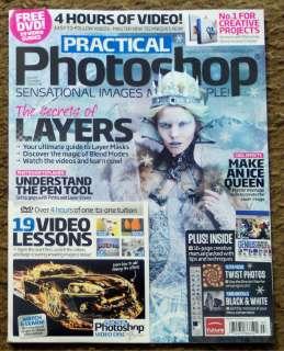 PRACTICAL PHOTOSHOP + DVD Secrets Of LAYERS December 2011 # 7 MAKE An
