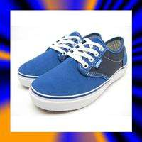 DVS KIDS PS/YOUTH RICO CT ROYAL BLUE SUEDE SKATE SHOES