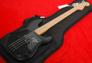 New Fender ® Roger Waters Precision Bass, P Bass, Black, Maple