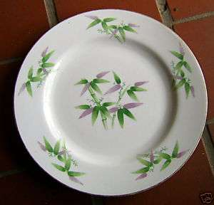 Orion Japan Dinner Plate Bamboo 10 Fine China Vintage